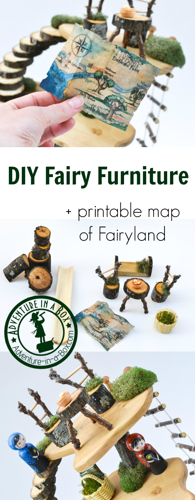 Diy project how to make fairy furniture for House project online