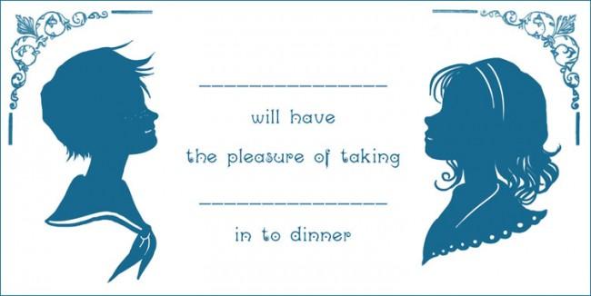 Pippi Longstocking Dinner Party