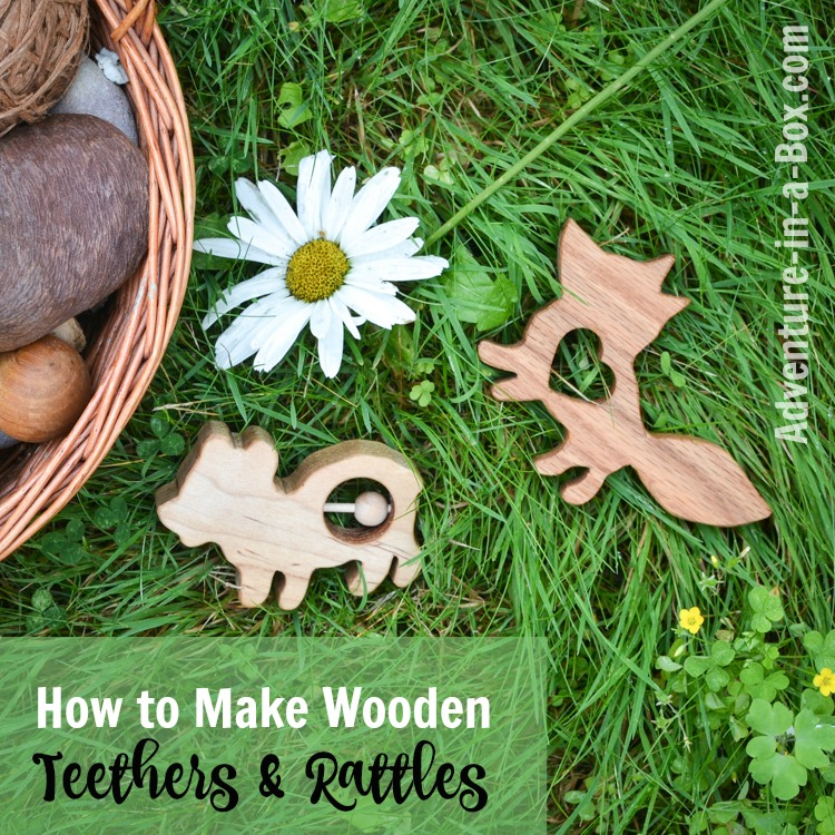 Ever wondered how to make wooden toys for kids at home? When our son was small, we started with teethers and rattles. There was one tool we found especially helpful...
