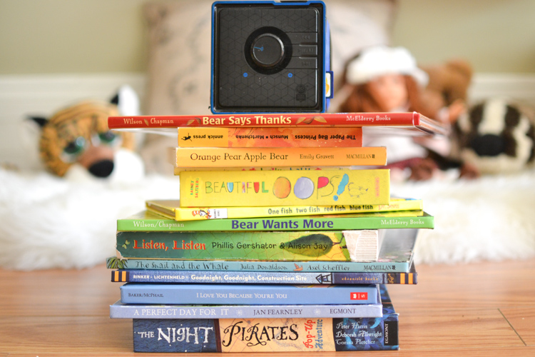 Audiobooks for Toddlers: Record Your Own Audiobooks