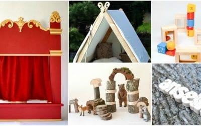 DIY Wooden Toys to Make Yourself