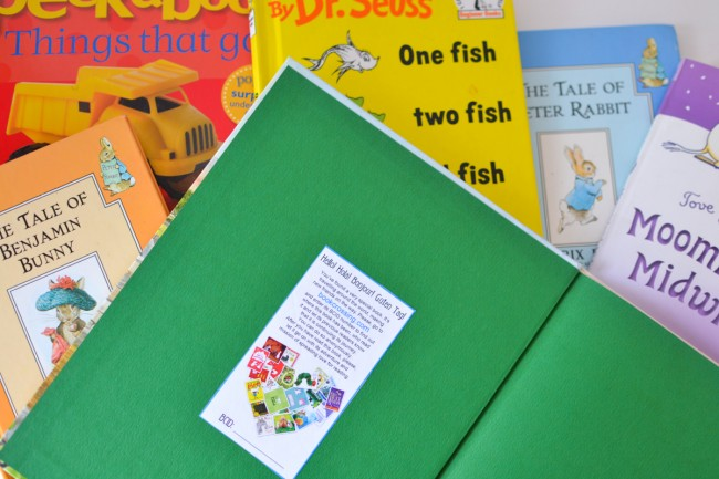 Send a Book on an Adventure: Bookcrossing for Children