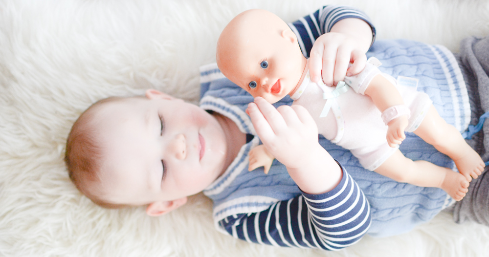 Should Boys Play with Dolls: a Dad's Perspective