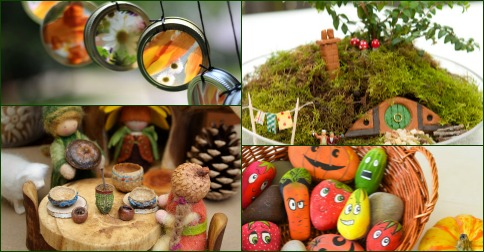 25 DIY Toys from Nature