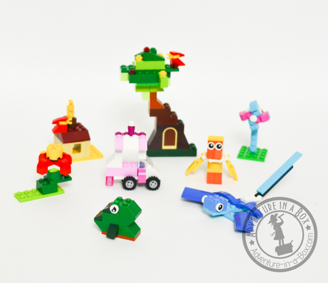 Spring Lego Projects Printable Instructions Adventure In A Box