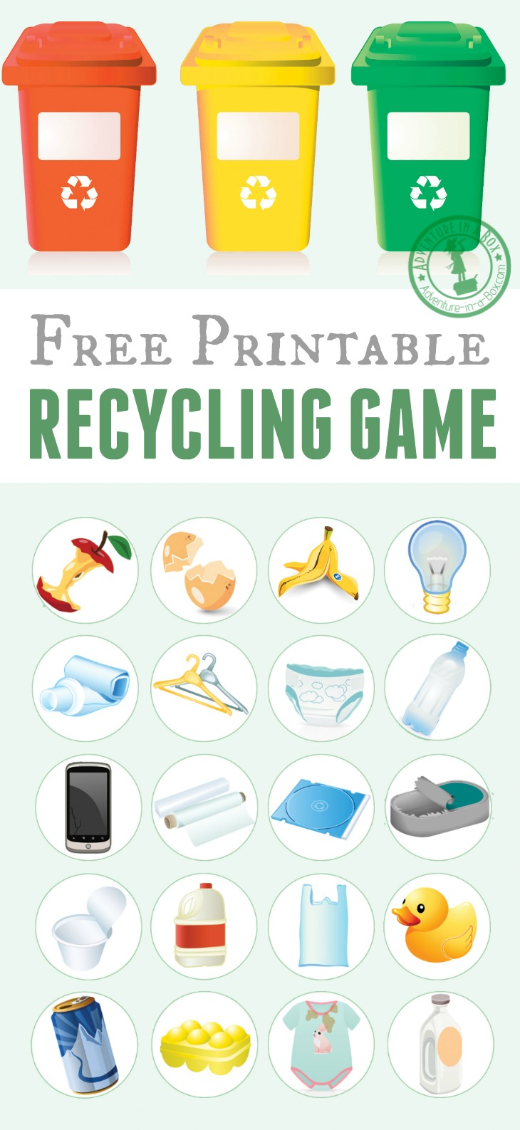 Use Your Recycling Program To Teach Children About Business And The Environment