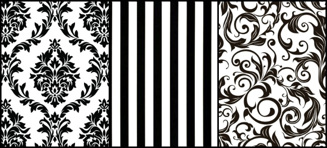 Black And White Pattern Pictures For Babies Adventure In