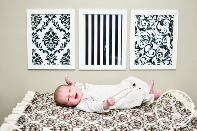 Black and white pattern pictures for stimulating babies vision updated nursery look