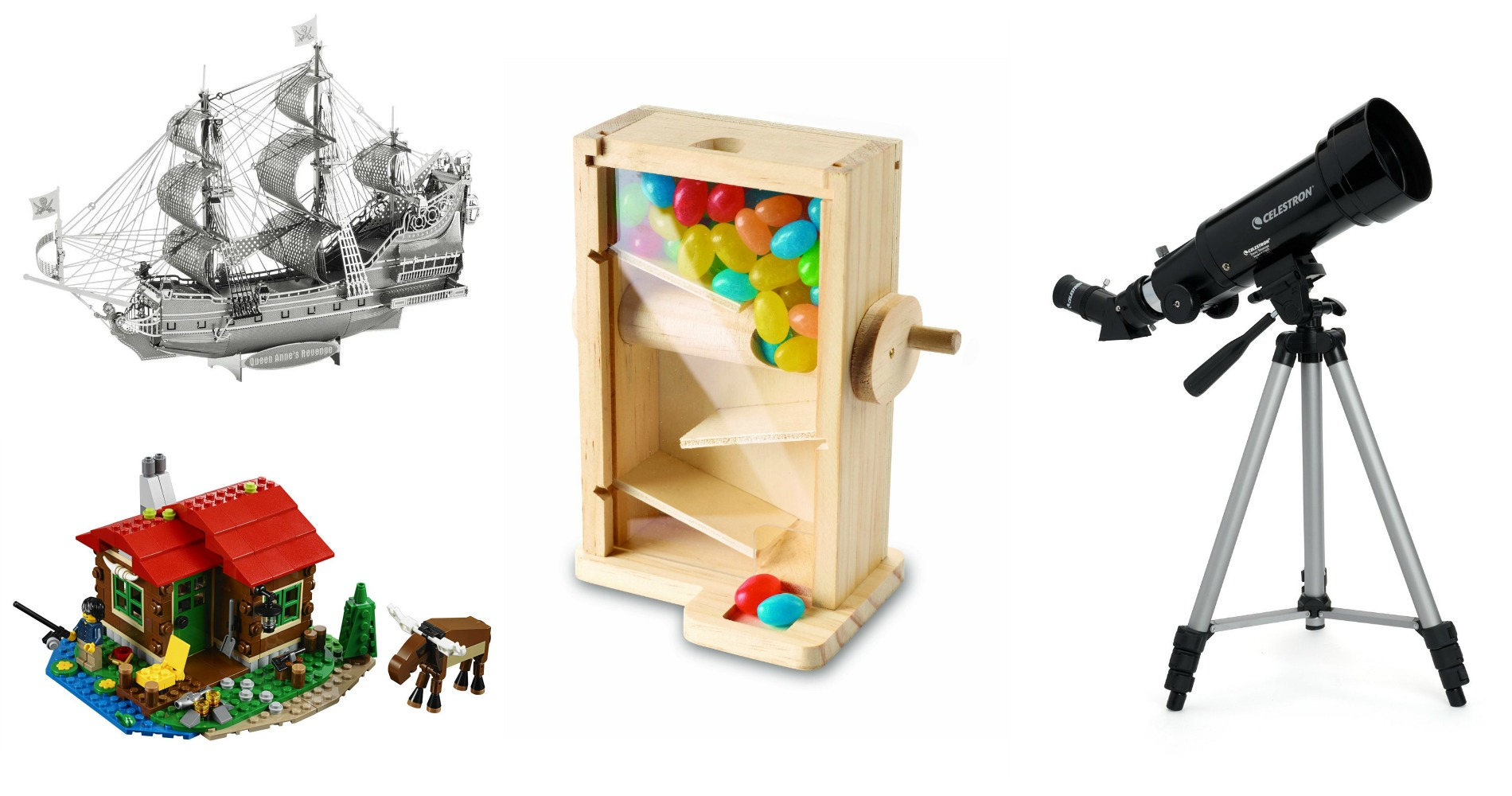 Gifts for Dads and Kids to Enjoy Together