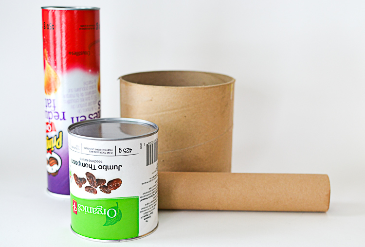 DIY Make a Cardboard Castle from Recyclables: Recyclables.