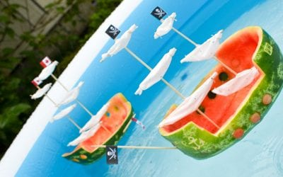 Watermelon Ship: Summer Engineering Project