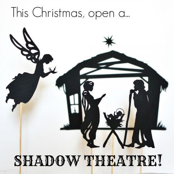 This Christmas, open a shadow puppet theatre!