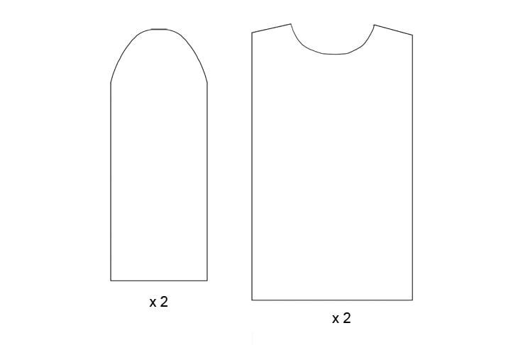 how to make a box costume