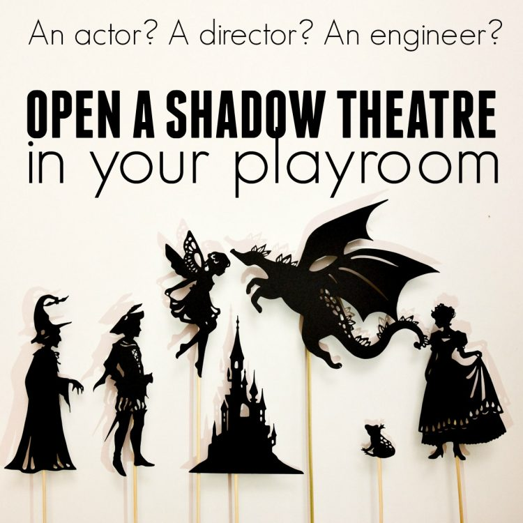Bring the magic of shadow shows into your playroom by using our printable shadow puppets! Print, cut and make your own shadow puppets - it's easy and quick.