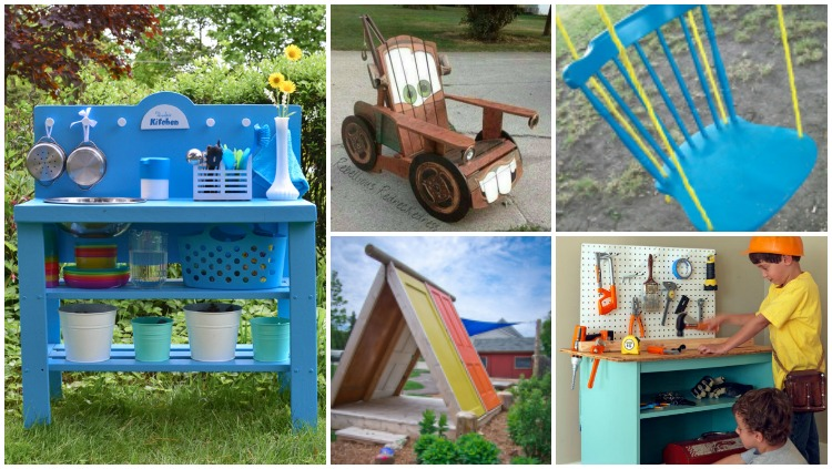 Diy toys for kids from recyclable materials adventure in for Mini tin mailboxes for crafts