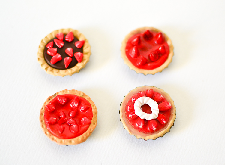 Make Miniature Strawberry Tarts with Kids!