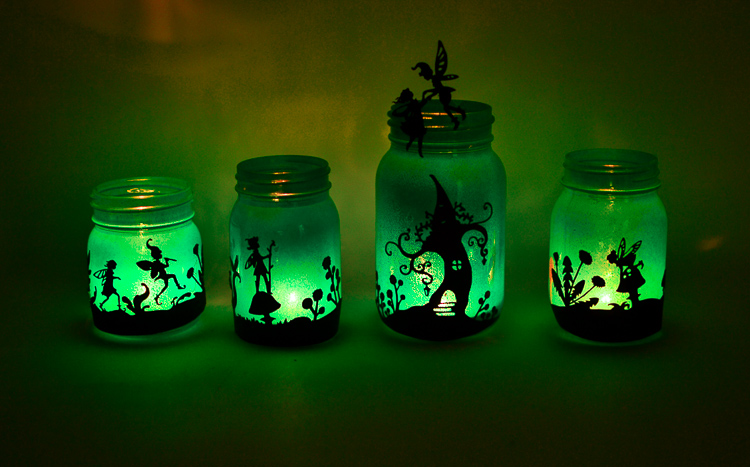 Image result for mason jar lanterns