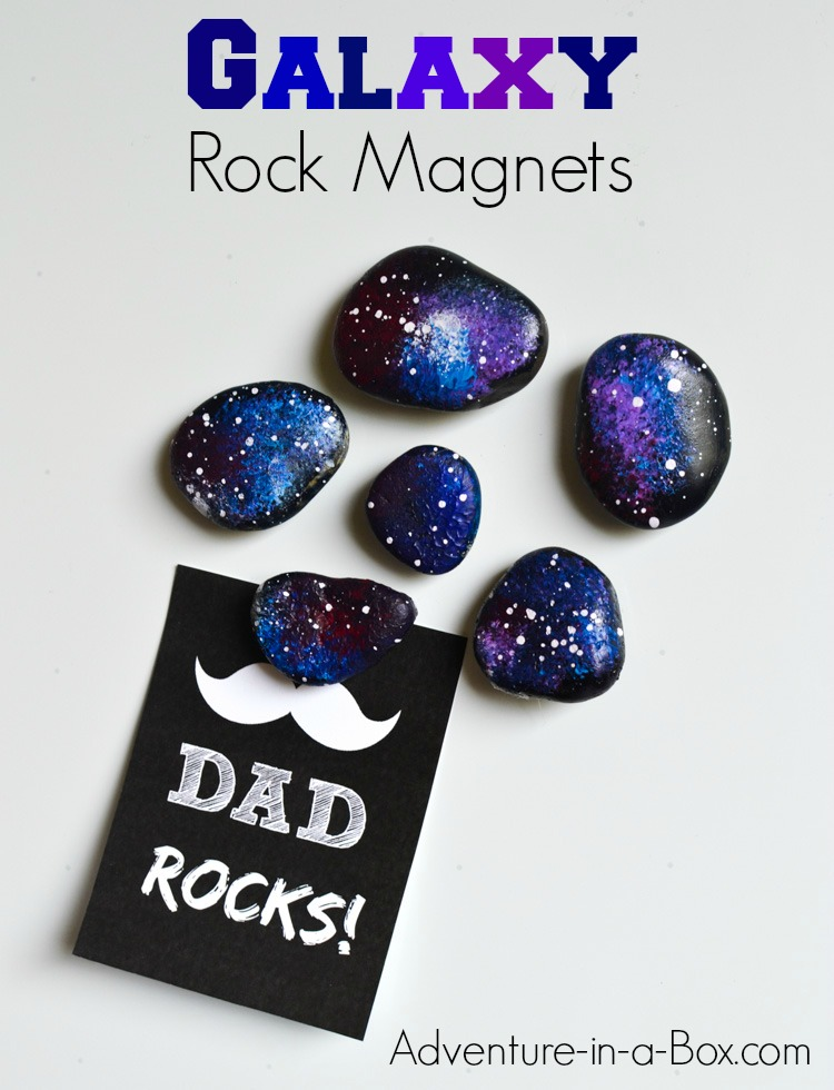 space rocks fridge magnets adventure in a box