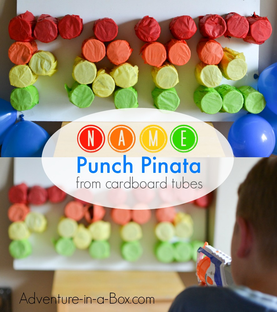 Water Balloon Piñata