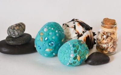 How to Make Fantasy Mermaid Eggs
