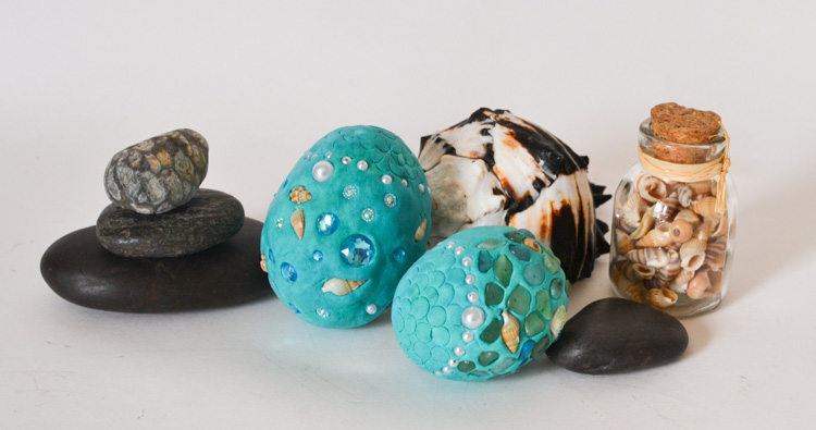 How to Make Fantasy Mermaid Eggs