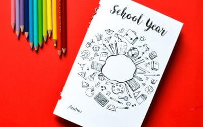 Make a Back-to-School Book of Questions for Kids