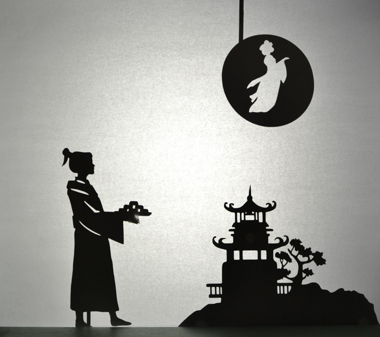Moon Festival Shadow Puppets