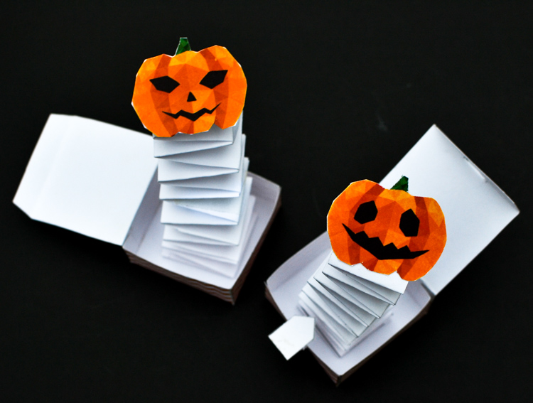 Watch the Video & Jack in the Box Paper Toy with a Free Printable Template ... Aboutintivar.Com