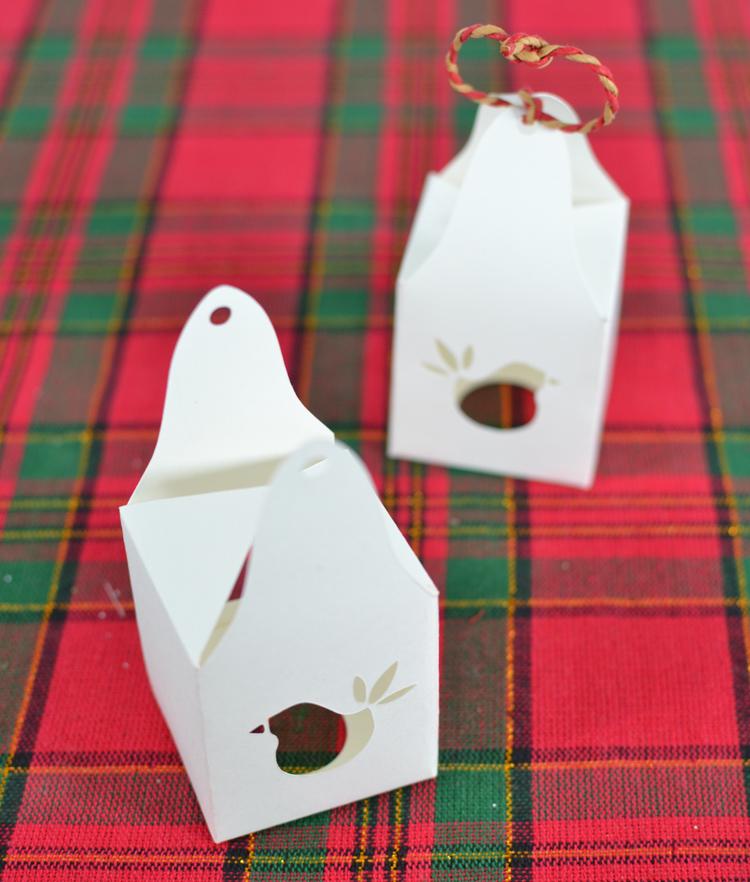 Paper Lantern Christmas Ornaments Adventure In A Box