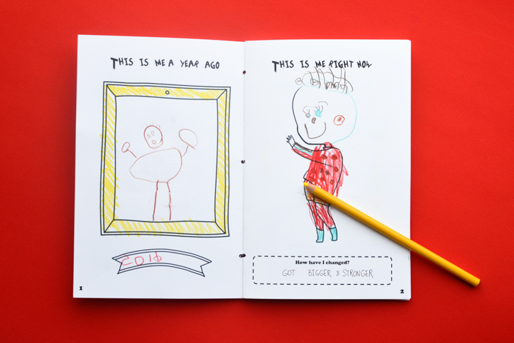 Best of the Year: Free Printable Journal for Kids to Fill on New ...