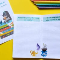 About Me: Q&A Journal for Kids