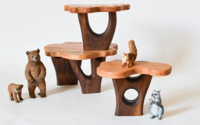 DIY How to Make Tree House Blocks
