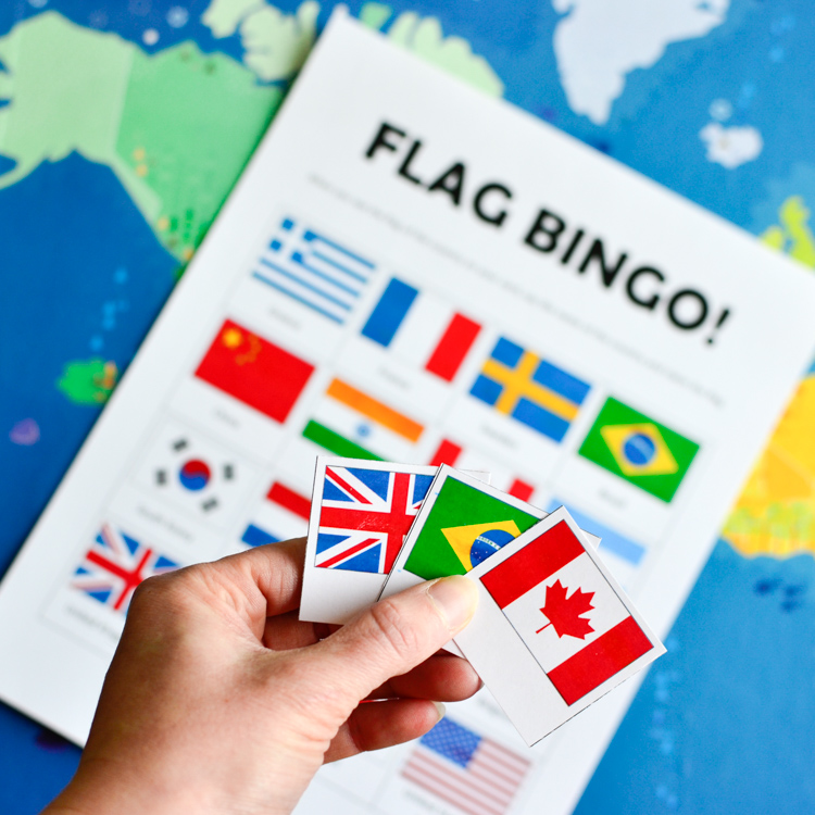 Learn all flags world