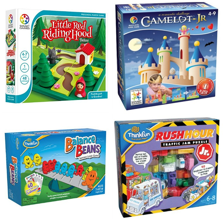 Best Solo Board Games for Preschoolers