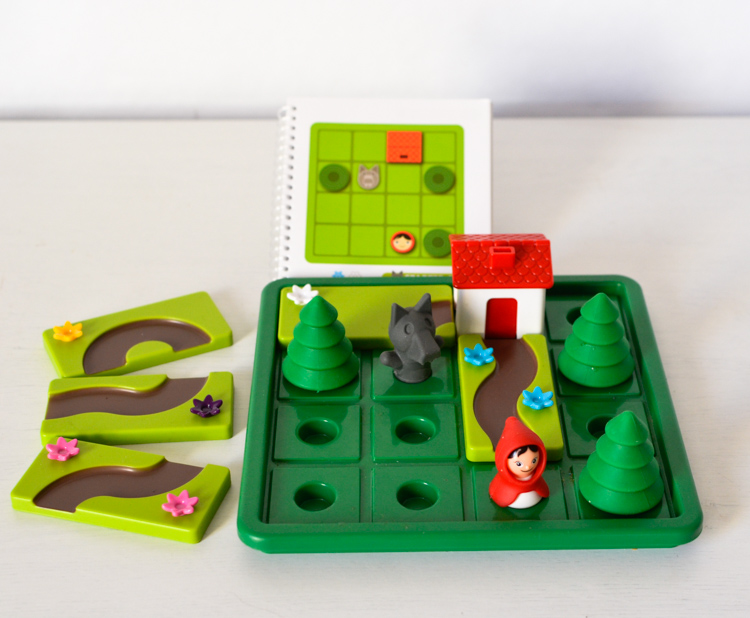 Little Red Riding Hood: Best Board Games for Preschoolers Review