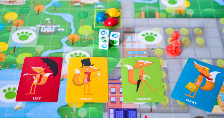Board Games for Preschools