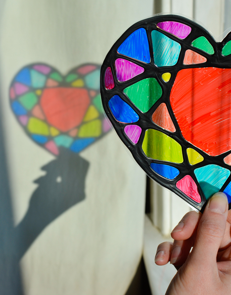 Stained Glass Suncatcher