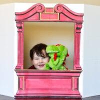 Simple Puppet Theatre
