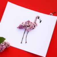 Nature Art Prompts: Birds
