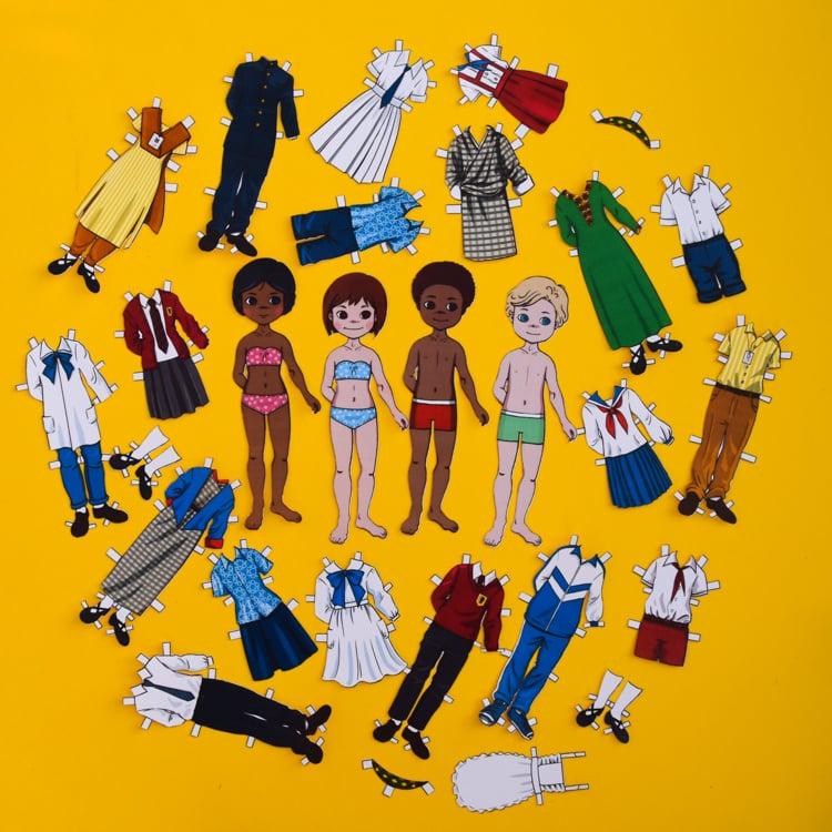 School Uniforms Around the World