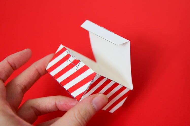 "Paper ""jack"" box"