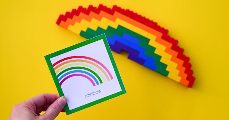 LEGO Charades | LEGO Pictionary | LEGO Creationary Free Printable Game