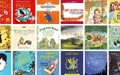 50+ Best Audiobooks for Kids that Adults Will Also Like