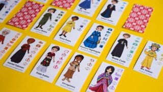 Famous Women in History: Guess Who Game