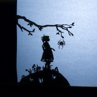 Nursery Rhymes: Shadow Puppets