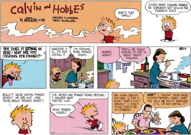 The Complete Calvin and Hobbes, by Bill Watterson