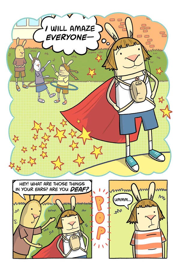 El Deafo, by Cece Bell