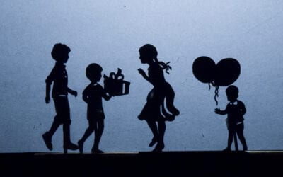 Social Stories with Shadow Puppets