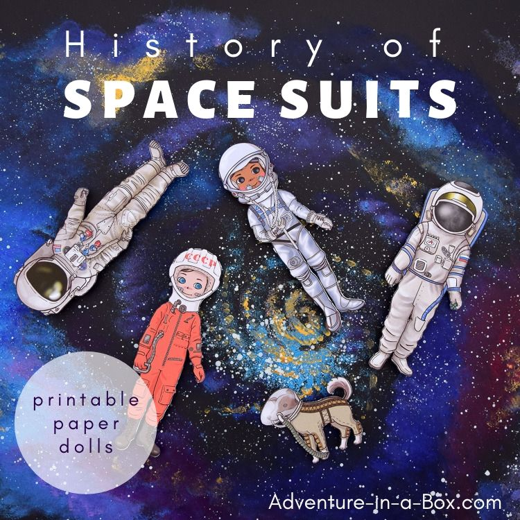 The History of Space Suits