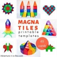 Magna Tiles Designs